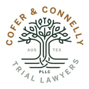 Cofer & Connelly Trial Lawyers - Pulling for Pets Sponsor 2021